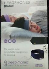 AcousticSheep SleepPhones Sb6bm Wireless Bluetooth Headphones for Sleeping in