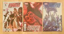 Squadron Supreme 1 2 3 4 5 6 7 8 High Grade Comic Books ML6 – 76