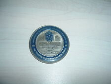 CHALLENGE COIN COMMAND CHIEF MASTER SERGEANT IN THE UNITED STATES AIR FORCE