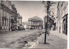 caen  avant 1944   le théâtre (reproduction )