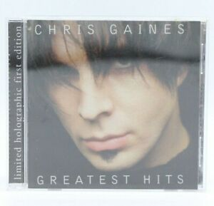 Chris Gaines Greatest Hits Holographic Limited Edition CD Garth Brooks