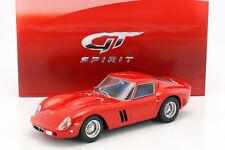 FERRARI 250 GTO Año fabricación 1962 ROJO 1:12 gt-spirit