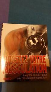 Boostez votre musculation : Le guide complet pour un corps...   Livre   état bon
