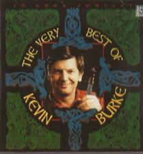 Kevin Burke - In Good Company ( Very Best Of  ) CD    NEW