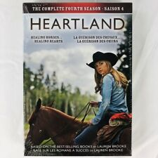 Heartland: Season Four (DVD, 2011, Canadian)
