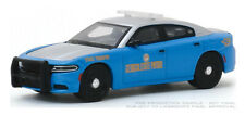 2017 DODGE CHARGER - Georgia State Patrol - Blue - 1/64  GREENLIGHT