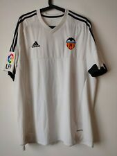 Maglia match worn indossata valencia parejo trikot jersey