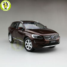 1/18 Volvo XC60 T6 AWD SUV Diecast Model Car SUV Brown