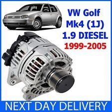 VV GOLF MK4 1J 1.9 TDI SDI DIESEL 1999-2005 NEW 90amp ALTERNATOR WITH PULLEY