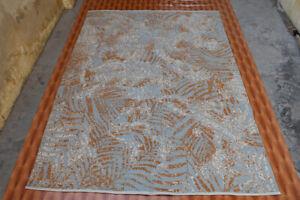 New Afghan Oriental Handwoven Ghazni Wool Kilim Carpet Area Rug Floor Mat 6x8 ft