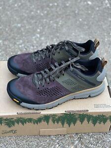 Danner Trail 2650 Size 11.5 D Men's Dark Brown/green Hiking Shoe
