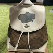 Coach Dumbo backpack Disney x coach Collaboration Disney Ruck sack Bag