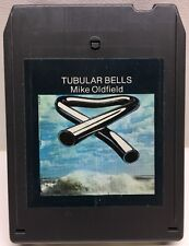 Mike Oldfield Tubular Bells 8 Track Tape PZA 34116