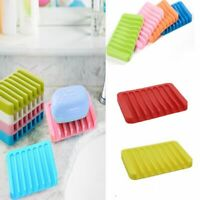 Tools Bathroom Products Creative Soap Dish Storage Rack Drain Tray Washing Case