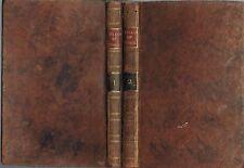 VOYAGE en NORVÈGE DANEMARK RUSSIE SUÈDE par SWINTON Lettre de RICHER-SÉRISY 1798