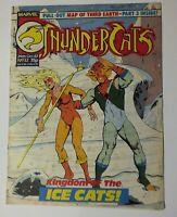 Marvel UK Thundercats comic #32 24th October 1987 Original