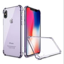Purple Iphone X Cover Mobile Phone
