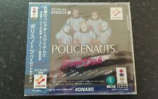 Japanese Panasonic 3DO Game POLICENAUTS PILOT DISK Brand New Sealed