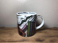 Paul Cardew Novel-Tea Coffee Mug for Book Lovers - ENGLAND 2011