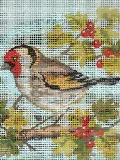 Grafitec Needlepoint Tapestry Kit - White Wren