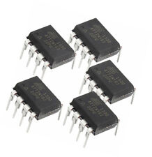 5PCS ATTINY85-20PU IC MCU 8BIT 8KB FLASH 8DIP AIP