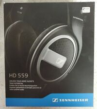 Sennheiser HD559 Open around the ear headphone, BNOB
