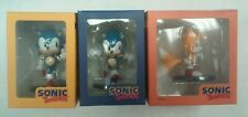 GNF Toys Sonic The Hedgehog Boom8 Series Vol 1-3 Sonic Tails set of 3