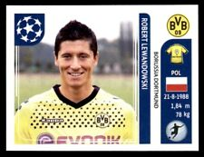 Panini Champions League 2011-2012 - Robert Lewandowski Borussia Dortmund No. 412