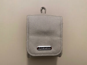 OEM Sony LCS-THB Soft Carrying Case Cyber Shot Digital Camera Silver