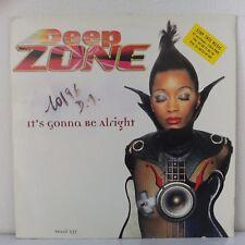 "Deep Zone – It's Gonna Be Alright (Vinyl, 12"", Maxi 33 Tours, Stéréo)"