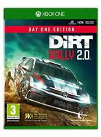 DiRT Rally 2.0 Day One Edition For Xbox One (New & Sealed)