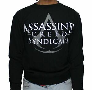 Assassins Creed Original Sweatshirt Mens Black