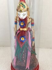 Indonesian handmade Wood Rama Doll