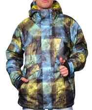 ~ Billabong MATT ACIDO Da Sci Snowboard Giacca Da Uomo S Small Nuova con etichetta prezzo consigliato £ 200 ~