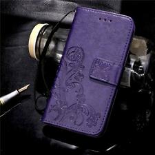 New Pattern PU Leather Magnetic Flip Wallet Case Cover For Huawei & Doogee Model