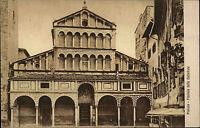 Pistoia Italien AK Toskana ~1910 Facclata della Cattedrale Fassade Kathedrale