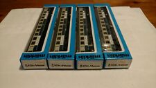 Marklin HO German 2nd Cl. Coaches. Lot of 4. KolnMesse. Sonderzug. NIB. 1987.