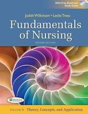 Fundamentals of Nursing - Vol 1: Theory, Concepts, and Applications Wilkinson P