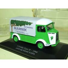 CITROEN TYPE H PICK UP BACHE SAPA 1966 ELIGOR 1:43 blister