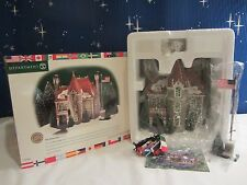 Dept 56 THE CONSULATE  Christmas in the City Series  LTD ED  #58951  (318)