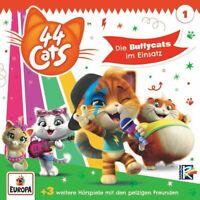44 Cats - 001/Die Buffycats im Einsatz CD NEU OVP