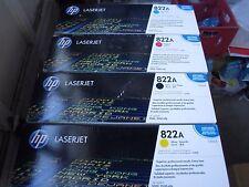 NEW 4 GENUINE HP LaserJet 9500 Printer Imaging drum C8560A C8561A C8562A C8563A