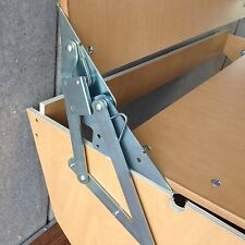 VW T2 bay or T25 camper rock and roll bed hinges