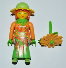 Series 11-M12 Mujer flor playmobil,serie,9147,flower woman