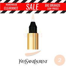 YSL Yves Saint Laurent Touche Eclat Radiant Touch Shade 2 Ivory Radiance NEW UK