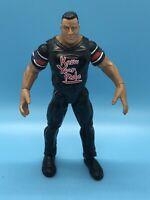 WWE Titan Tron Live The Rock Know Your Role Action Figure 1999 Jakks Pacific