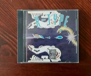 R-Type (TurboGrafx-16, 1991) *Complete in Case !