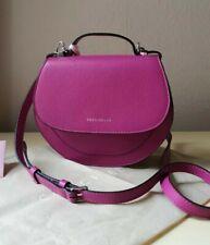 COCCINELLE Echtleder Tasche Minibag Crossbody Abendtasche in Pink Neu
