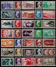lot de timbres anciens Monaco neufs **