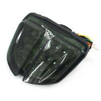 LED Rear Brake Turn Signal Light Taillight For Suzuki GSXR600 GSXR750 K6 K7 06-7